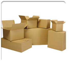 Cardboard Stock Boxes